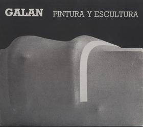 Galán. Galería Finis Terrae, A Coruña 1984.